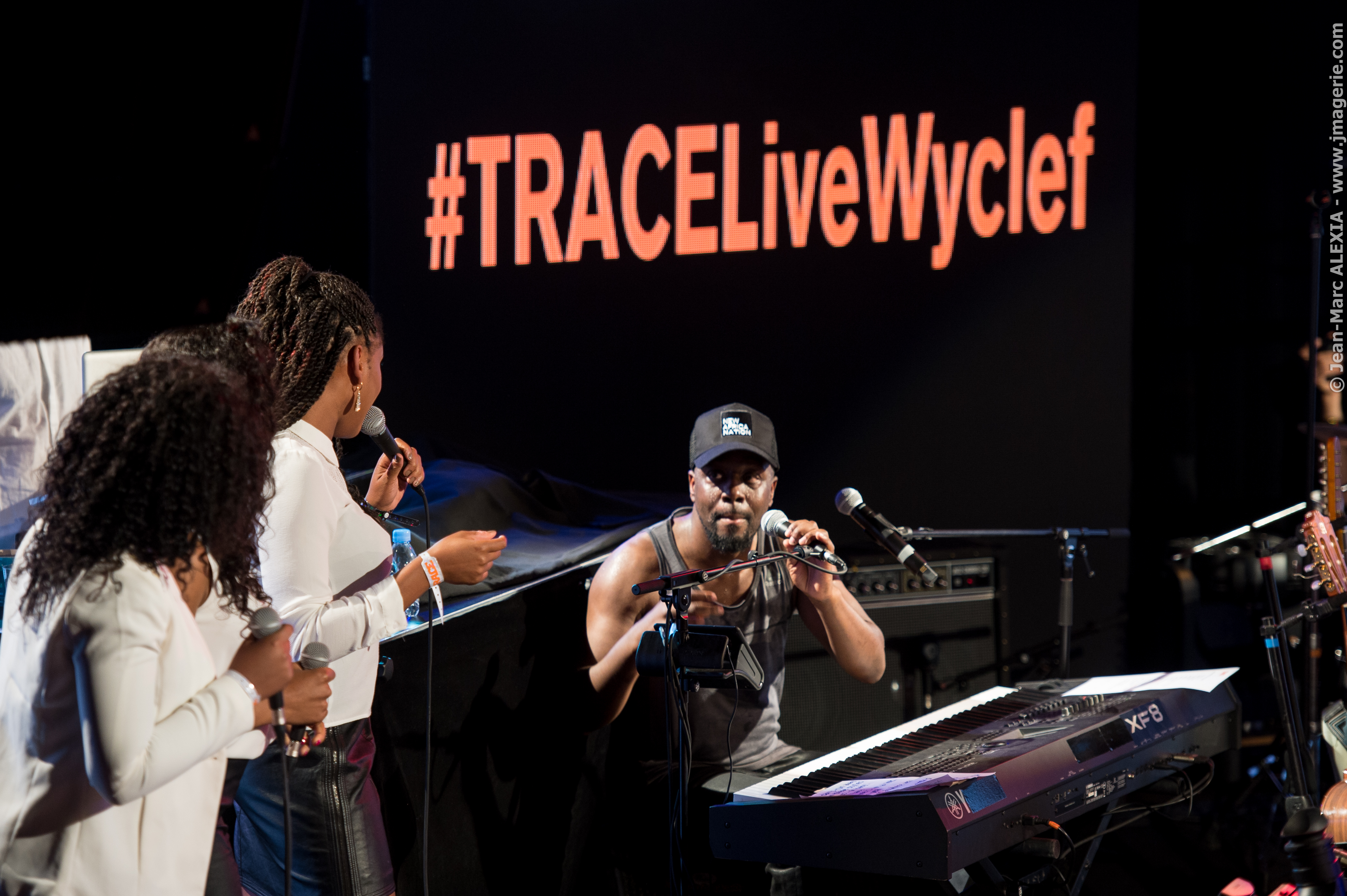 Wyclef_Jean_Precious_TRACE_LIVE_13_06_2017 © Jmagerie