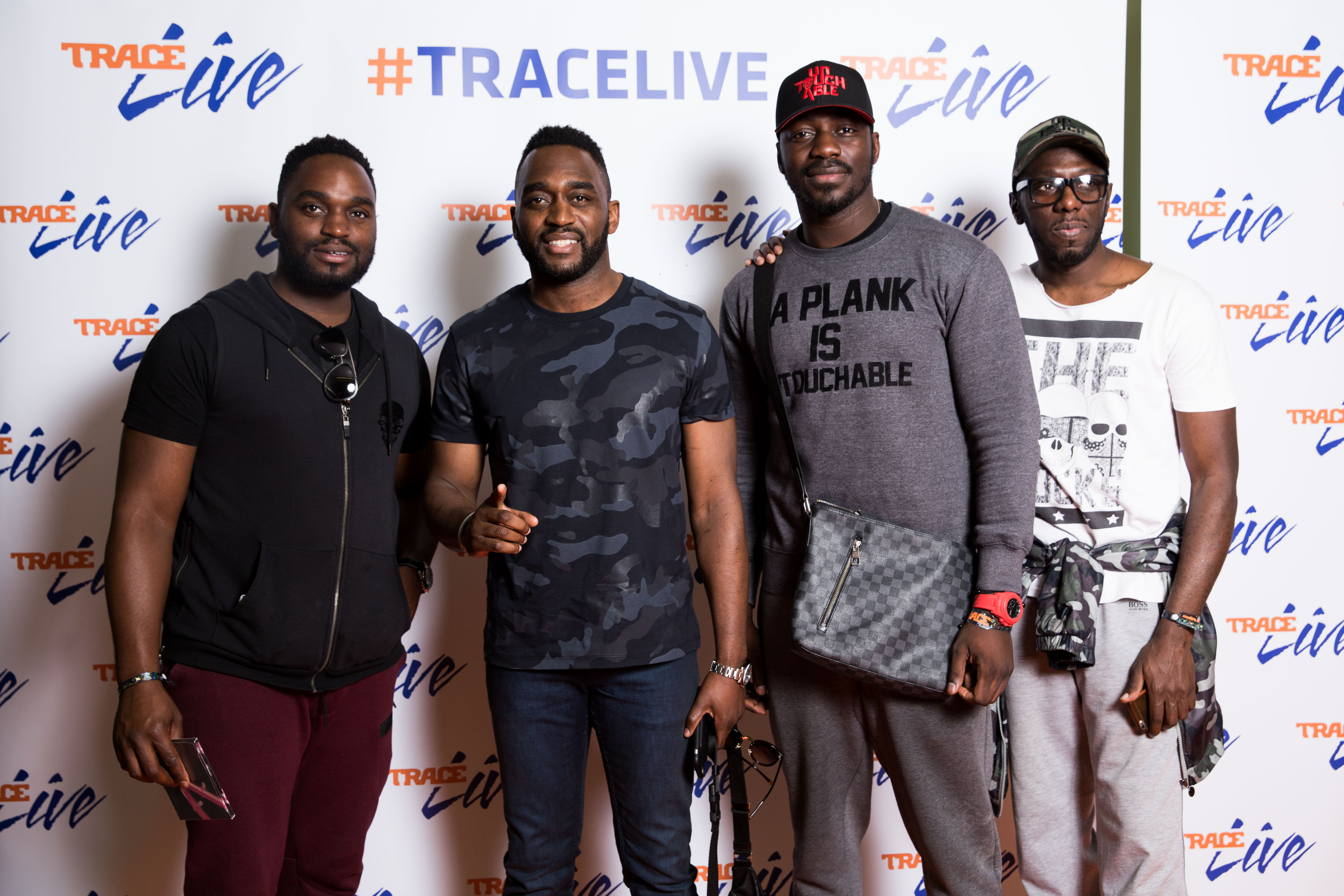 l. Mac Tyer et son entourage_Wyclef_Jean_TRACE_LIVE_13_06_2017 © Memorable Event
