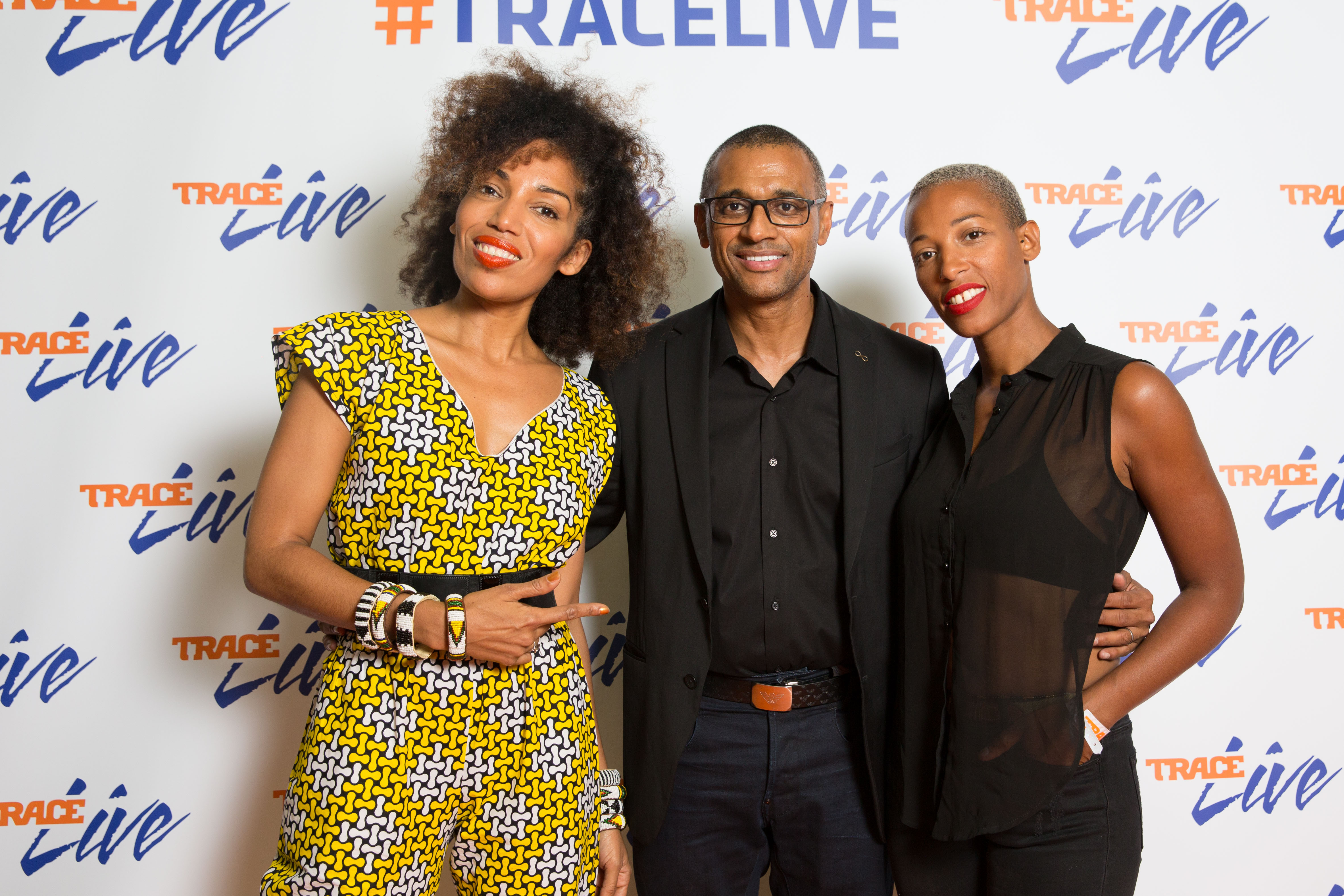 p. Ayden, Olivier Laouchez et Myriam Maxo _Wyclef_Jean_TRACE_LIVE_13_06_2017 © Memorable Event