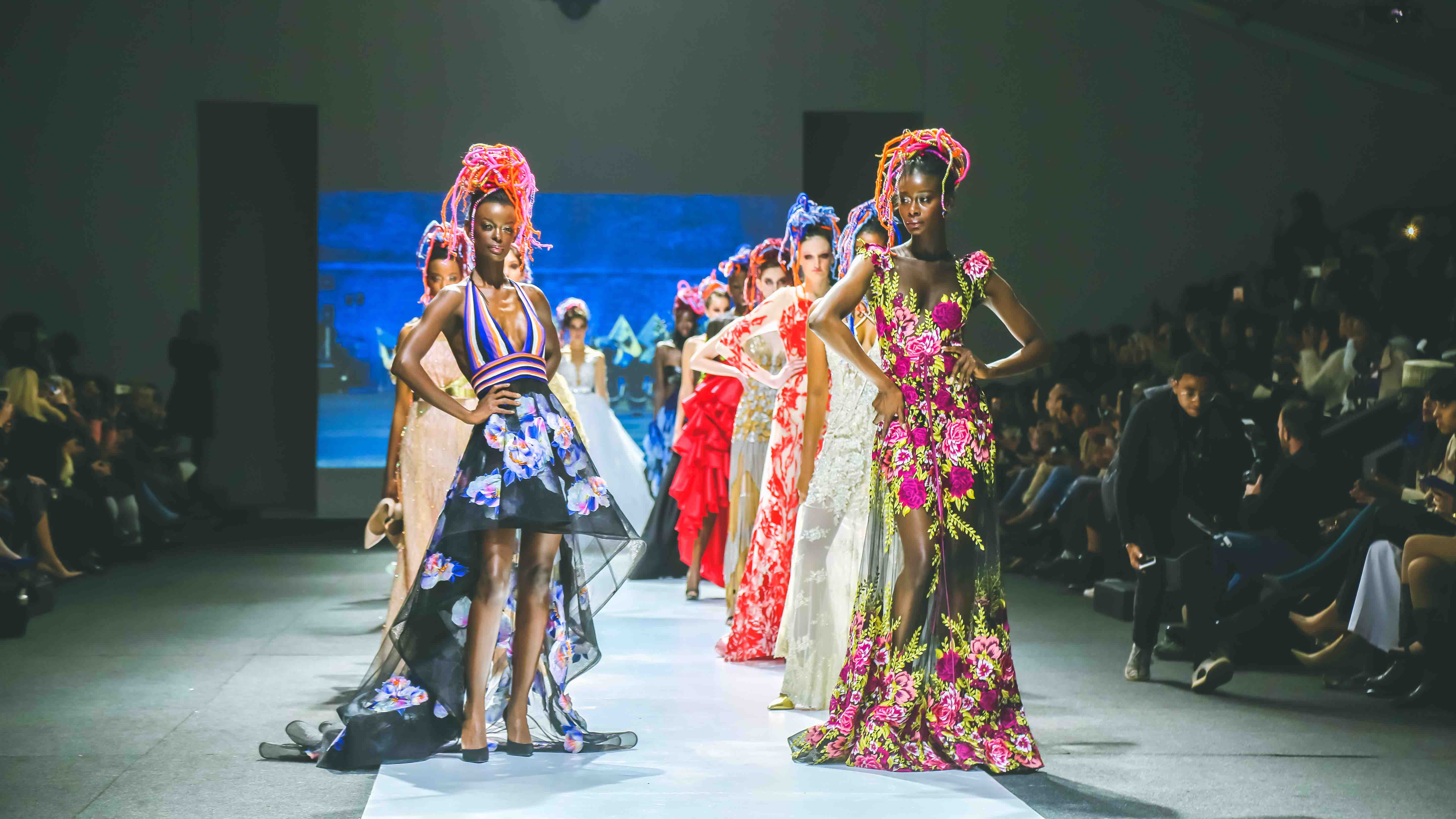 MBFW (c) Ben Moyo for TRACE & Black Nation